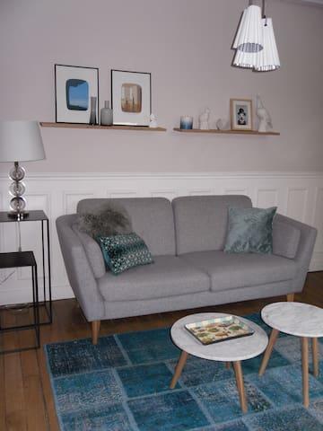 Appartement de décorateur - 75011 - Paris - Wohnung