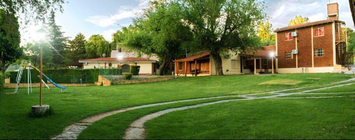 Cabañas Villa Kins