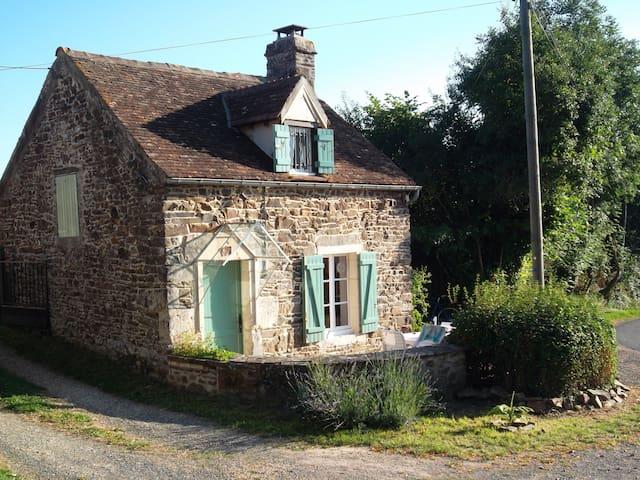 gite atypique suisse normande - La Courbe - บ้าน