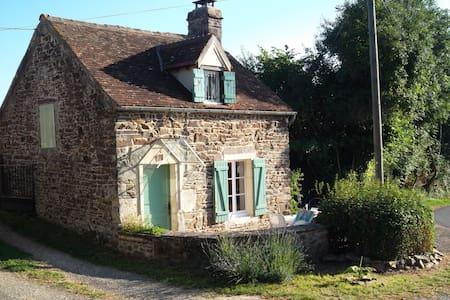 gite atypique suisse normande - La Courbe - Dům