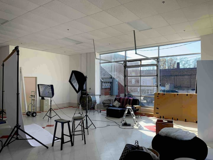 Photography studio rental Harrisburg pa