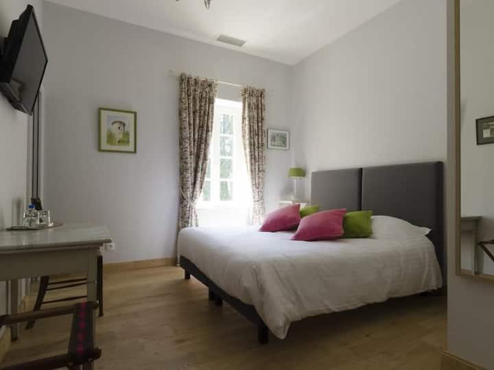 Double room-Comfort-Ensuite with Shower-Garden View-Petit Parc
