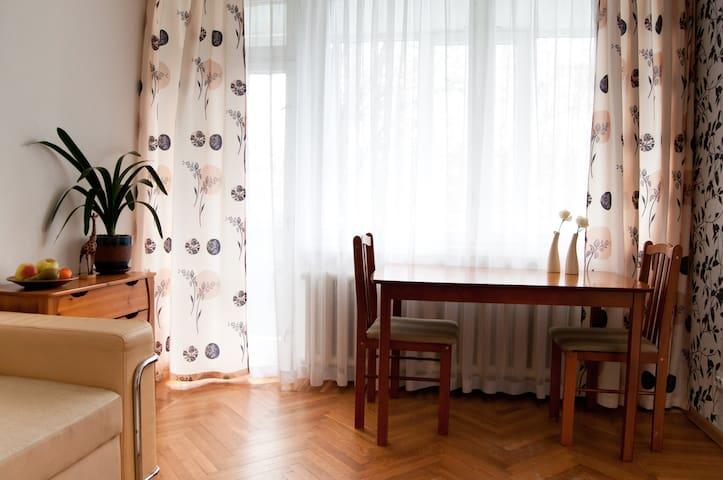 Уютная квартира в 7 минутах от моря
