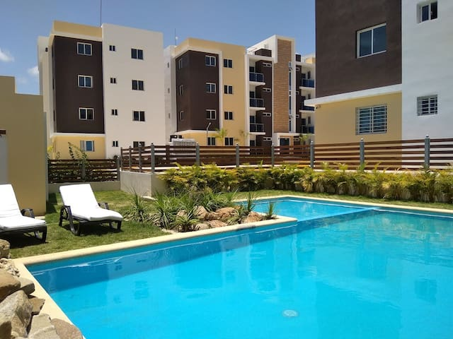 Santiago 4 Beds with Children Area and Pool