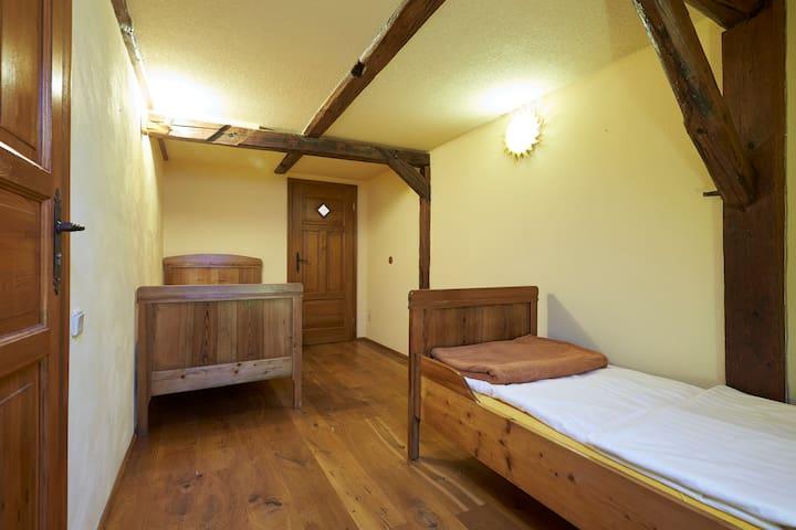 W Cieniu Słońca, pięknie cały rok, pokój 2-osobowy - Radomice - Haus
