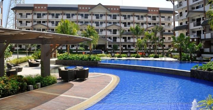 1  BD Resort+SwimmingPool+BasketCourt