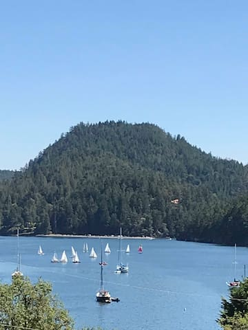 Pender Island Junior Sailing Association