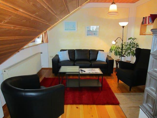 Großzügige Ferienwohnung in DKB - Dinkelsbühl - Apartamento