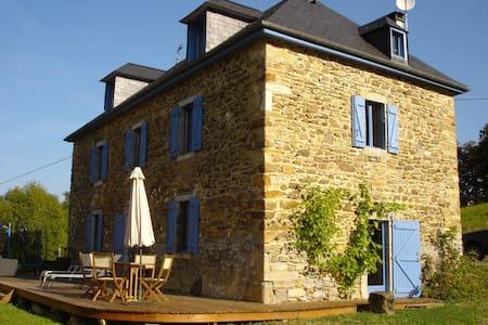 Charming renovated farmhouse - Escou - Aamiaismajoitus