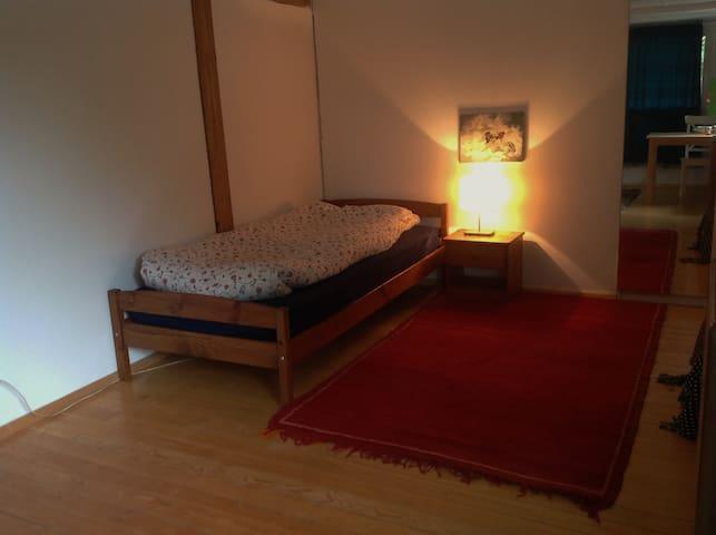 Ruhiges Zimmer im Grünen - Dornach - Dom