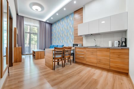Cypel Helski Apartament A 18 dla 4 osób