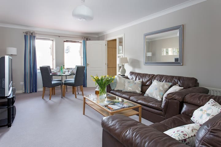 Muirfield golf holiday apartment  - Gullane - Daire