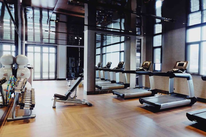 Gym- 7th floor