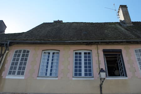 Charming Bourgogne family house - Mézilles