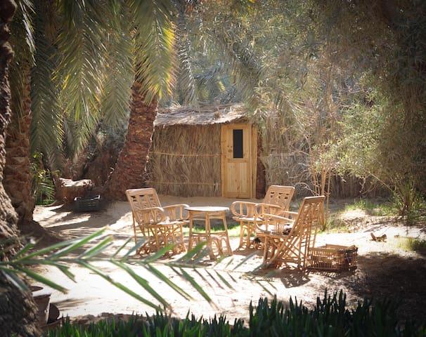 Fahmi's Garden - Siwa Oasis - Faház