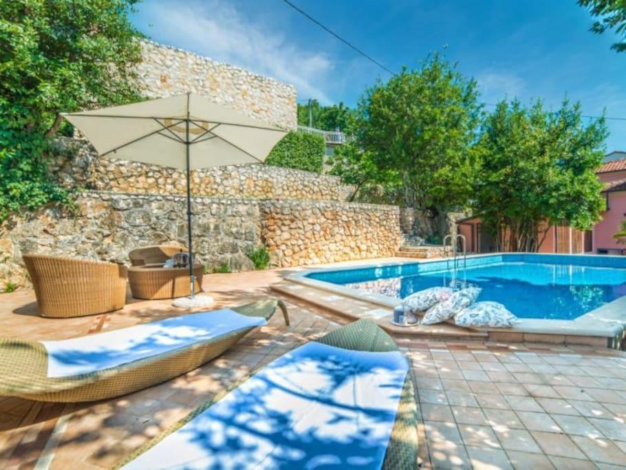 Nikolina Villa - Istria - Croatia