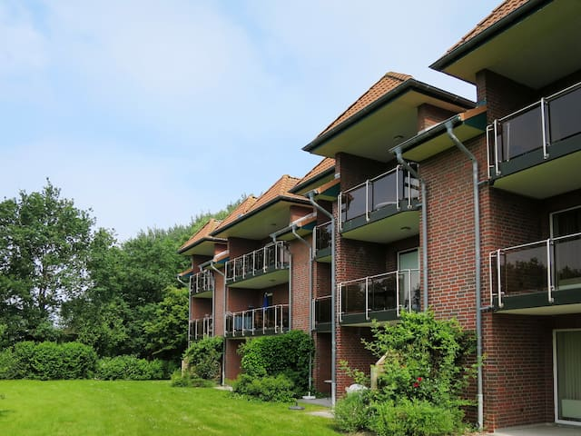 70 m² apartment Cuxland Ferienpark in Wremen