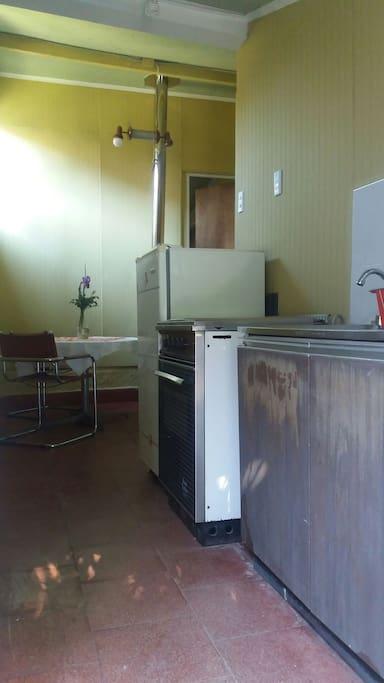 Cocina comedor