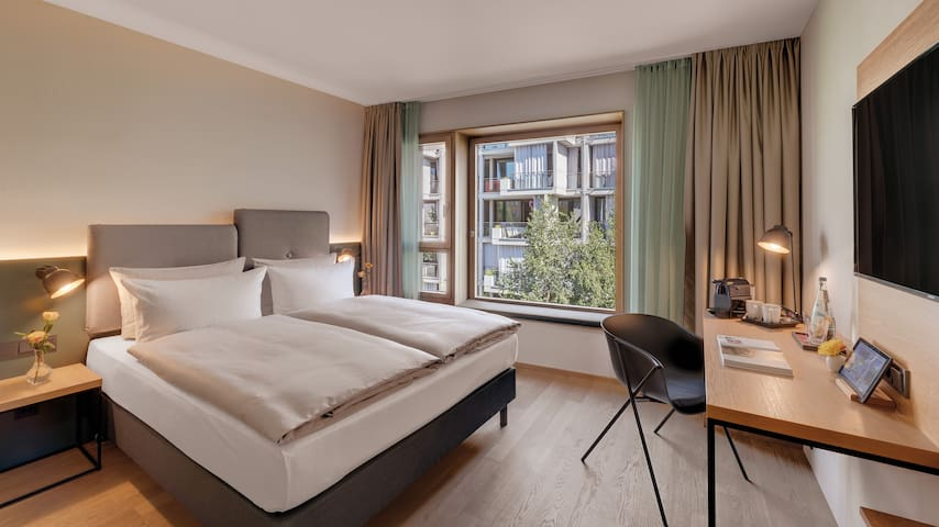 Hotel the YARD, Premium Zimmer