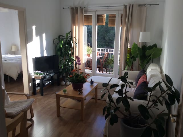 Single room next to the Ramblas - Barcelona