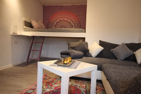Feeling good - apartment with individual design