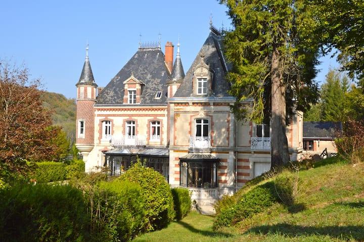 Castel d'Orquevaux - Suite Séquoia