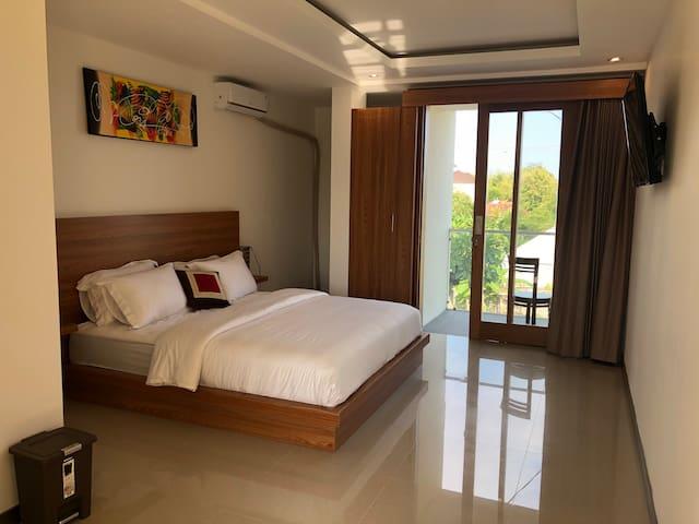 GM guest house in canggu room 4