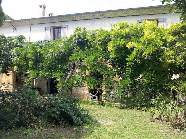 MAISON avec JARDIN - Sernhac - Haus