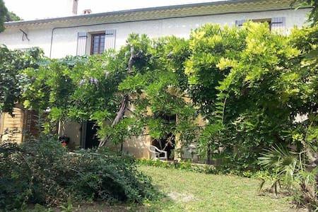MAISON avec JARDIN  - Sernhac - Casa