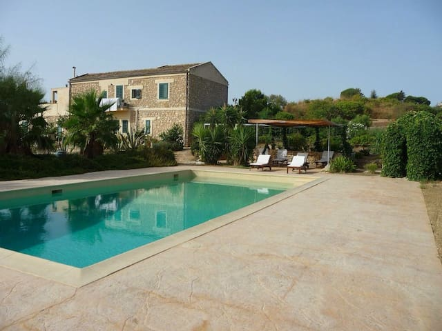 "Apartment ""La Stalla""in the country - Agrigento"