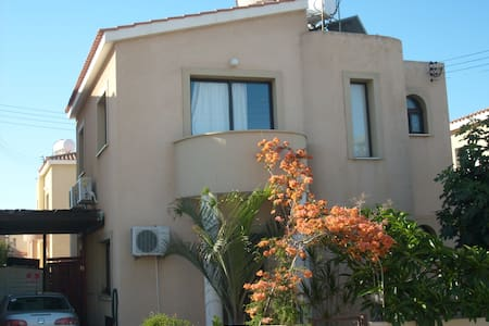 room in house with private pool - Paphos - Emba