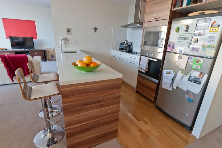 Home away from home in Perth CBD and free parking - Perth - Byt