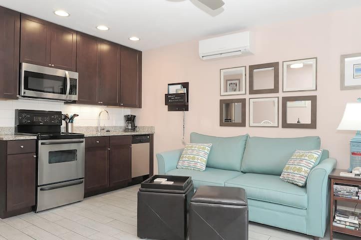 Laughing Gull HH Oceanview, totally renovated 1 BD