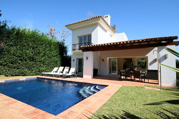 Beautiful Villa front line golf 5 min from La Cala