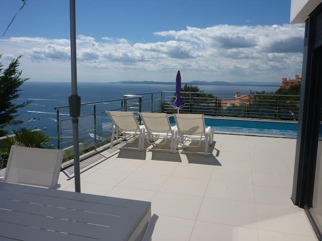 Villa 8 pers. piscine, vue mer  - Roses - Villa