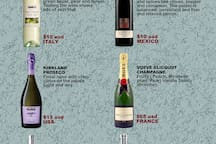 WINES FOR SALE