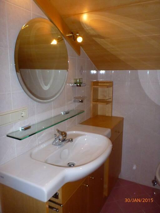 servizi nel bagno