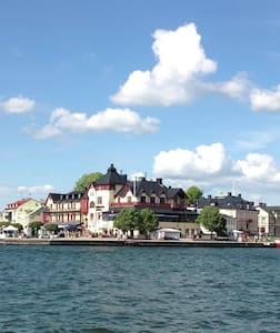 B&B in Stockholm archipelago - Ваксхольм