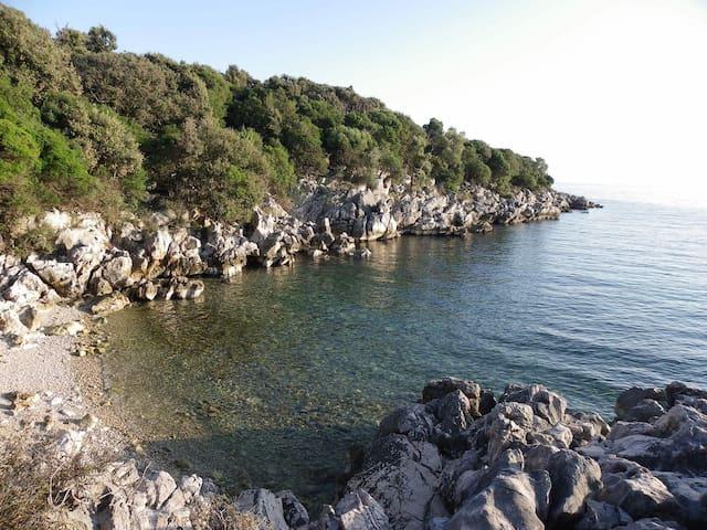 Croatia - Island of Pag, Lun