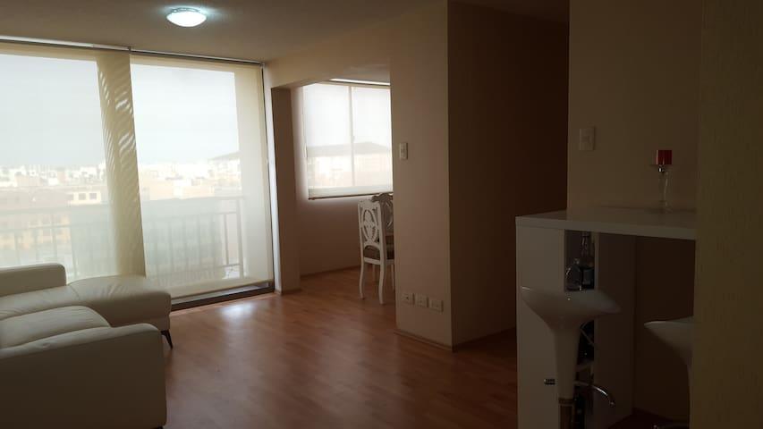 Descansa Tranquilo en  San Miguel - San Miguel - Appartement