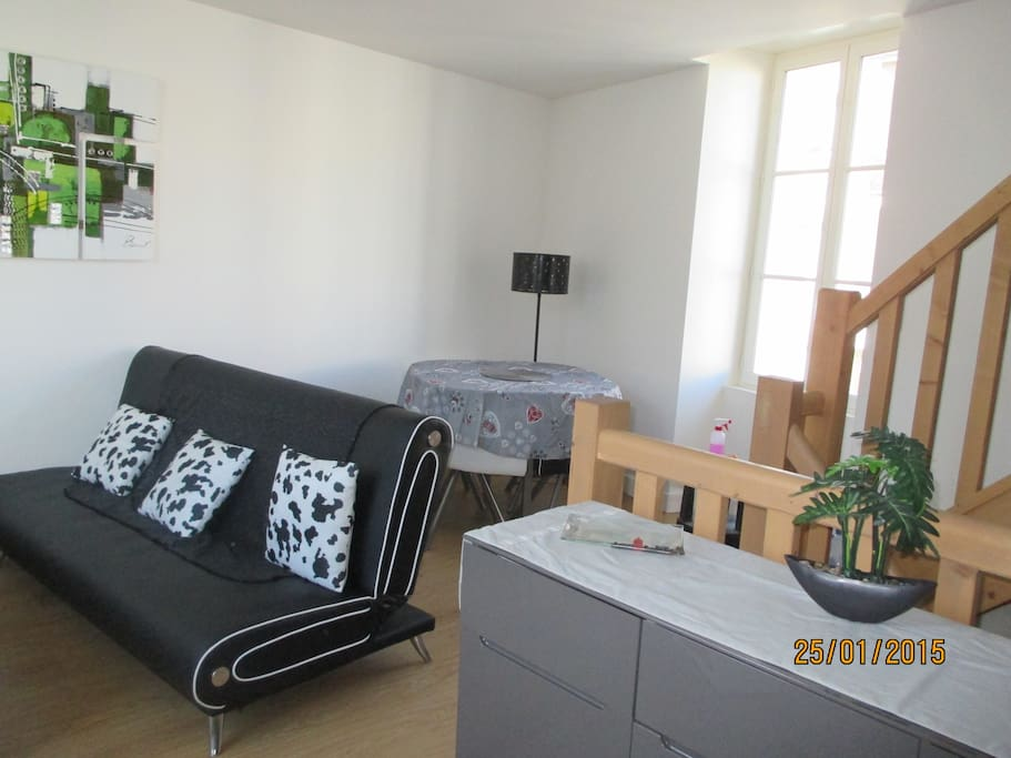 Face pole magelis t2 triplex houses for rent in angoul me poitou charentes france - Appartement meuble angouleme ...