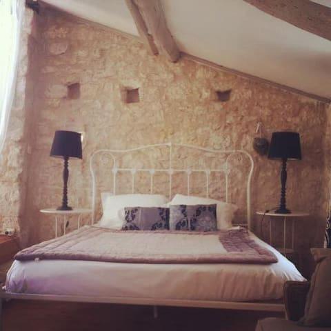 Chambres d'hôtes Le Bourdiel : Claire de lune