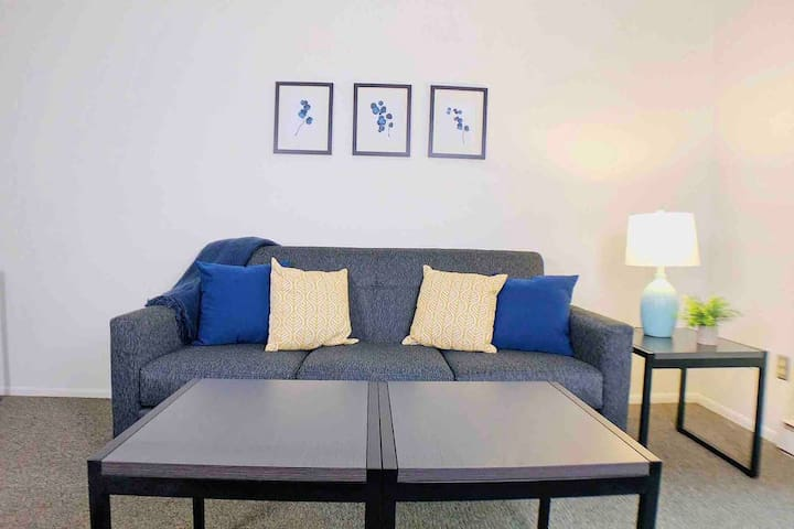 Mitten | Ann Arbor | 1BR Downtown Corporate Apt
