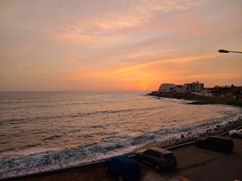 """Ocean View San Bartolo, Casa de Playa Privada"""