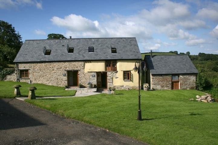Cow Barn - Lifton - Huis