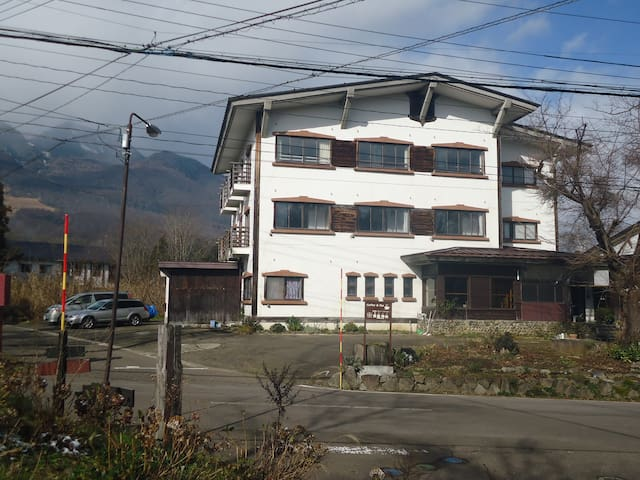 Cafe Cerisier(栖里時絵) - Myoko - Apartment