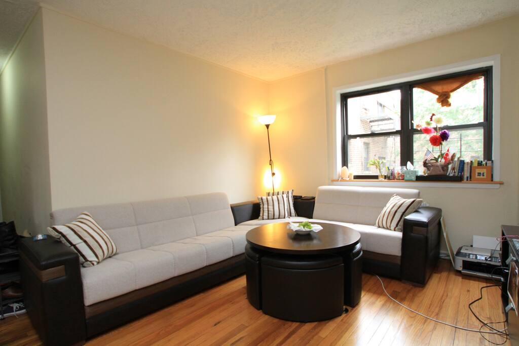 lovely living room !