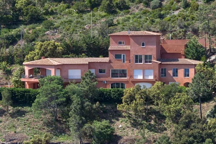 Luxurious villa with 7 bedrooms - Théoule-sur-Mer - Villa