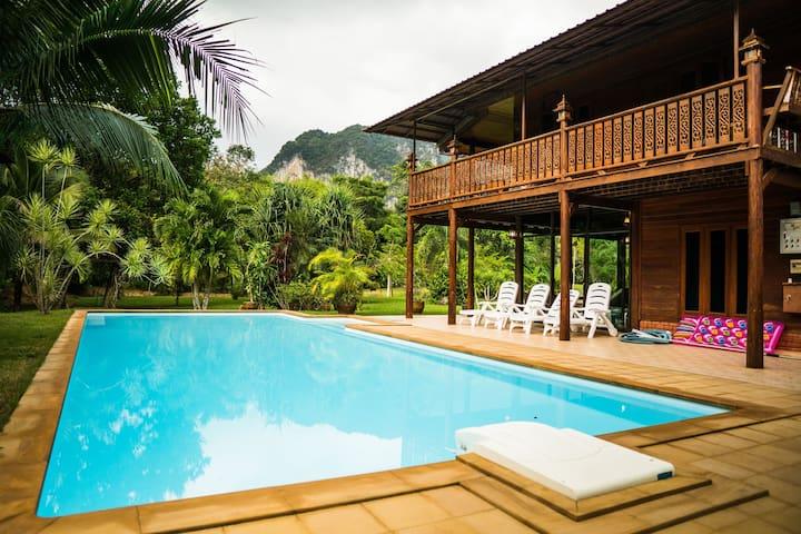 Villa Paraíso BAN NAI RAI