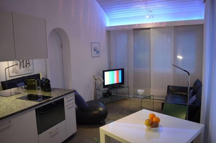 Modern apartment near BASELWORLD! - Muttenz - Lakás